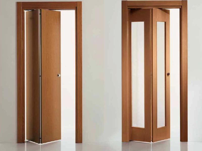 дверь гармошка описание и размеры конструкции преимущества