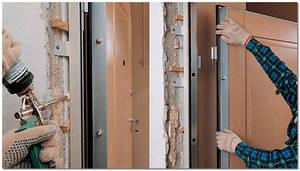 Установка металлической двери может производиться специалистом или своими силами.