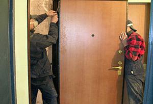 Входная дверь из металла - это надежная защита вашего дома.