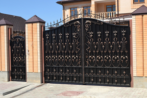 Ворота и калитки для частных домов
