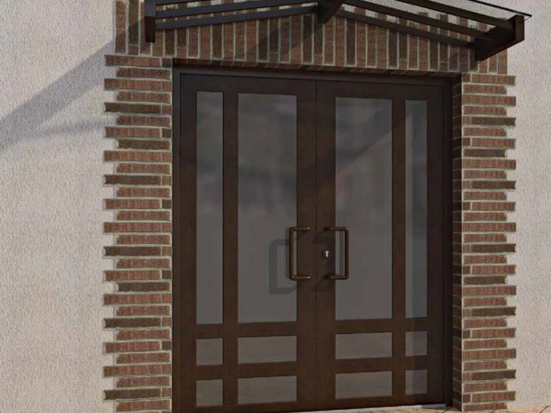 входные двери для частных домов купить
