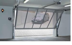 Самодельные гаражные ворота своими руками 114