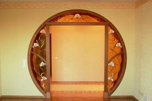 Межкомнатные дверные арки – это популярный в современном дизайне интерьеров элемент
