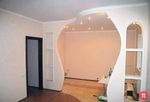 Витражные арки чаще всего используют для декорирования дверного проема