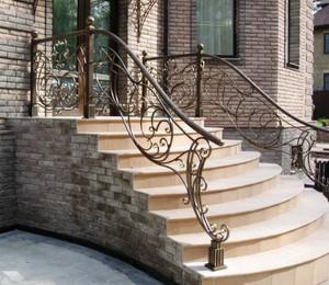 Перила для лестницы своими руками фото 905