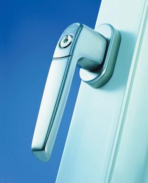 Ручка для балконной пластиковой двери