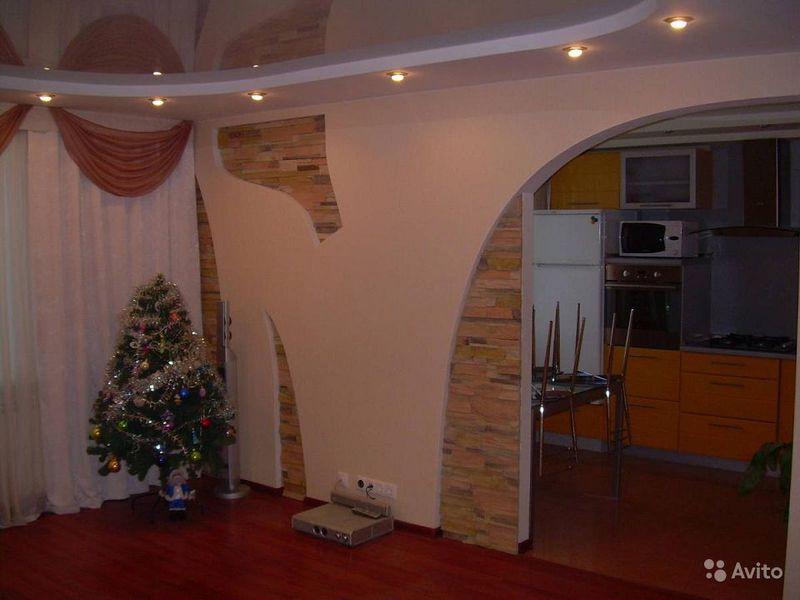Уголок для арки пластиковый