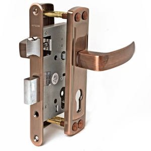 Врезные замки для стальной двери: устройство, виды и установка 219