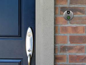 Как сделать дверной глазок фото 662