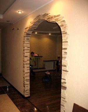 Дверная арка своими руками фото 76