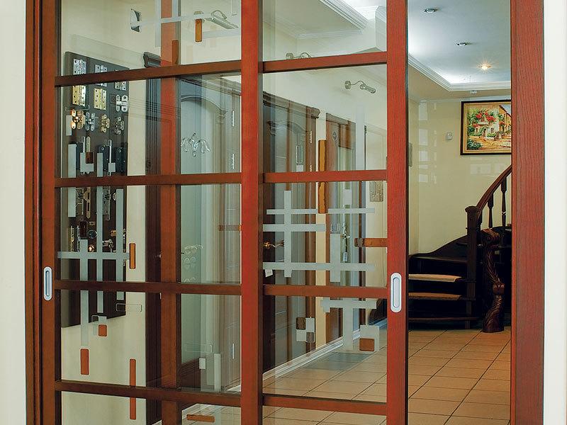 Двери сдвижные межкомнатные