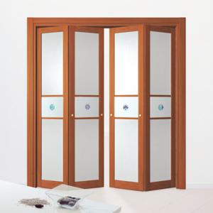 межкомнатные раздвижные гармошка двери