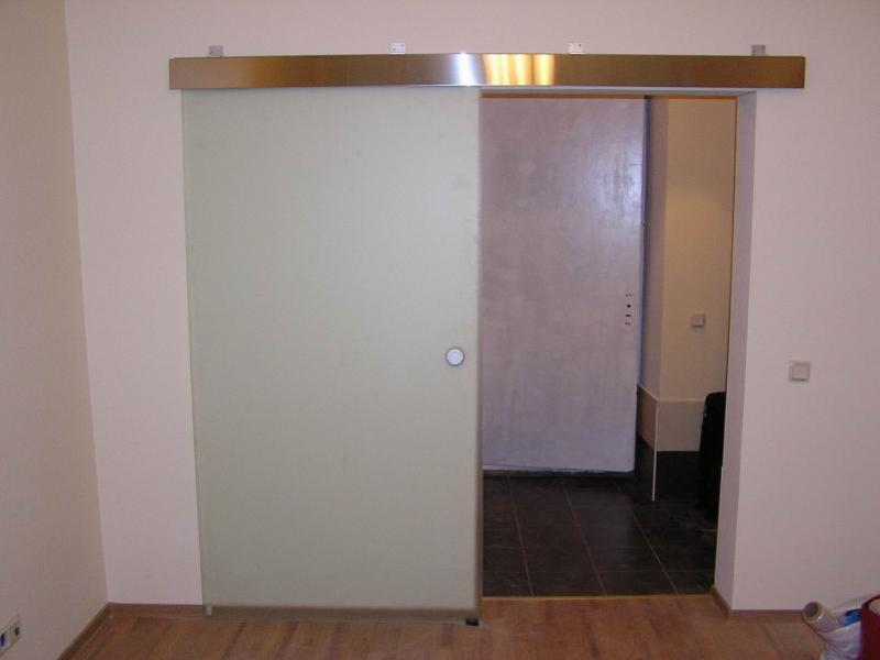 Двери откатные межкомнатные