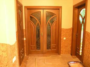 двері двостулкові