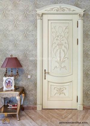 Межкомнатные шпонированные двери Киев, Одесса - Дверной