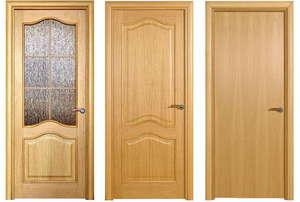 Шпонированные межкомнатные двери что это такое
