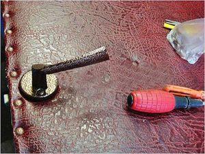 Какие инструменты понадобятся при обивки
