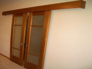 системы для межкомнатных раздвижных дверей