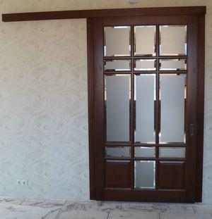 Системы раздвижных межкомнатных дверей