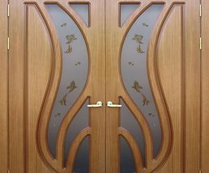 Что такое мдф двери