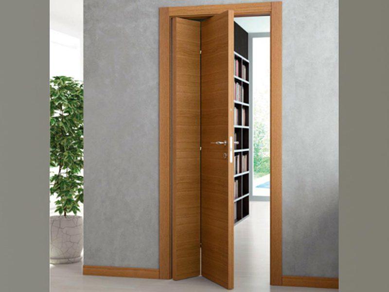 Двери книжки межкомнатные