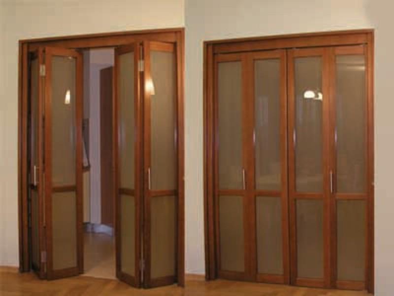 Дверь шторка своими руками