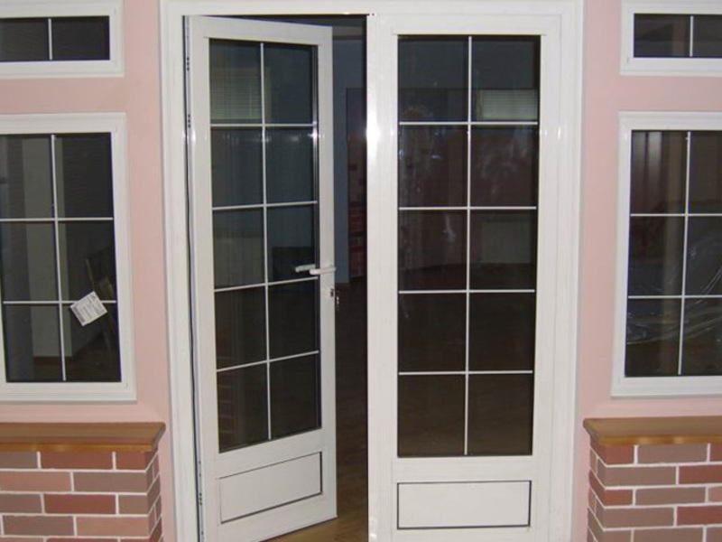 Размер балконной двери ширина высота толщина