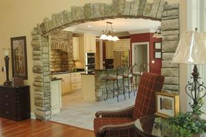 Декоративные арки для дизайна квартиры