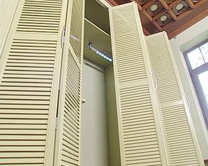 жалюзийные дверцы в Леруа Мерлен
