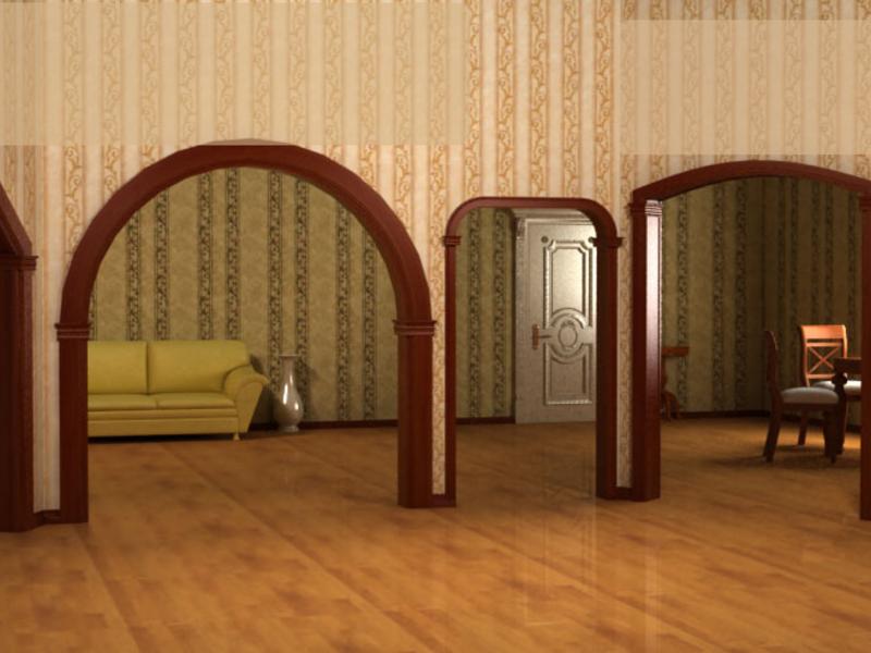 Дверные проемы своими руками фото 52