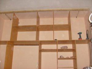 шкафы купе своими руками особенности сборки и установки конструкции